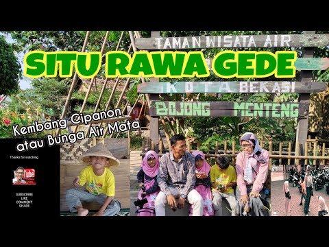 wisata-air-situ-rawa-gede-#2-bojong-menteng