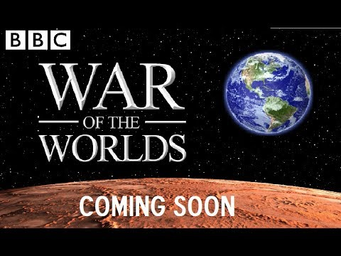 BBC 'The War of the Worlds' Production on Set 2019 HG Wells New Drama 2019 Martian Invasion London.