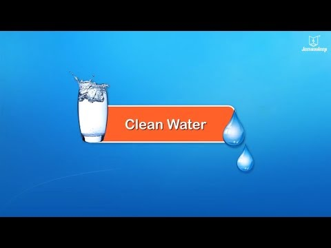 Importance Of Clean Water And Its Uses | Periwinkle