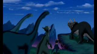 The Land Before Time music video