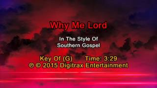 Kris Kristofferson - Why Me Lord (Backing Track)