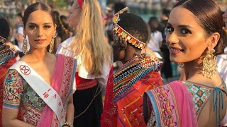 Manushi Chhillar's breathtaking looks from the Miss World Pageant thumbnail