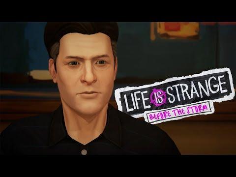 ПАПА ПОПАЛ ! : Life is Strange: Before the Storm