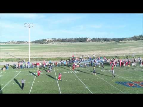 2017 Montana Six Man All Star Game Video