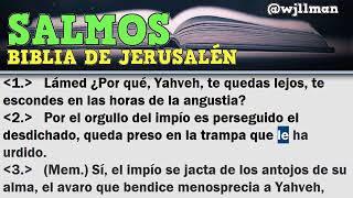 39 Libro de Salmos Completo   Biblia Católica de Jerusalén...