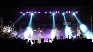 DES MERA by INDIAN OCEAN LIVE at RAIPUR.MP4