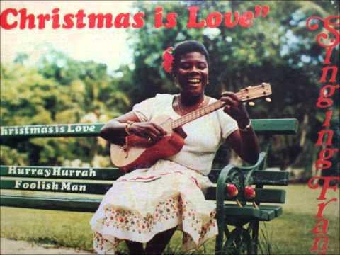 Singing Francine  Christmas Is Love