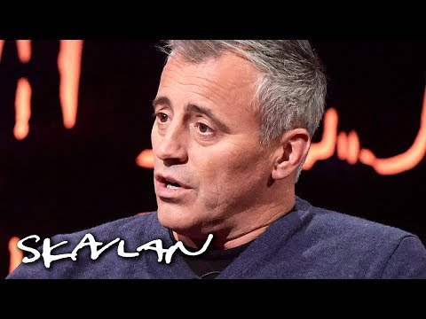 Matt LeBlanc: – Filming the last Friends episode was very sad  Skavlan