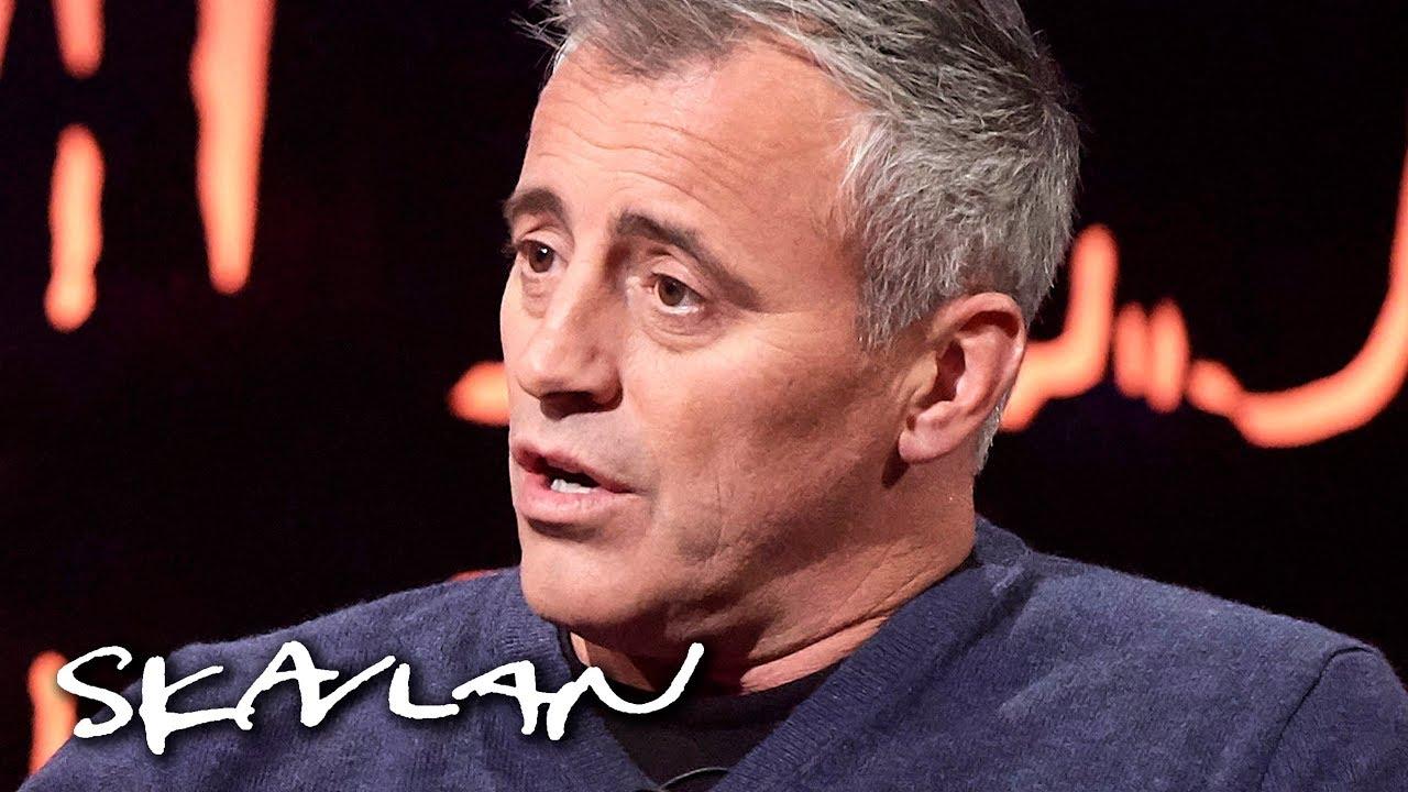 Download Matt LeBlanc: – Filming the last Friends episode was very sad   SVT/NRK/Skavlan