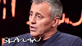 Matt LeBlanc: – Filming the last Friends episode was very sad | SVT/NRK/Skavlan