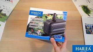видео Аквариумы Hailea