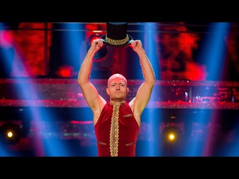Jake Wood & Janette Charleston to 'Entry of the Gladiators'- Strictly Come Dancing: 2014 - BBC One