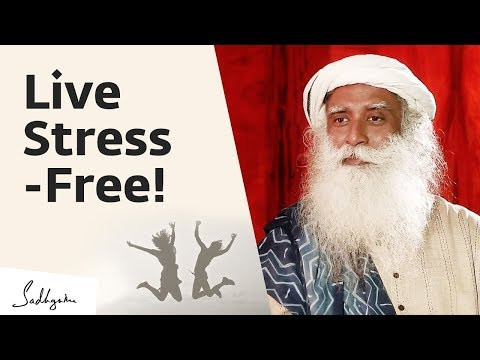 Live Stress-free: Inner Engineering Completion With Sadhguru