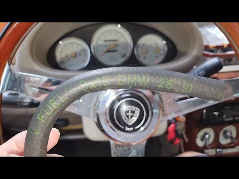 開車去買BMW原廠汽油管。8x13mm - YouTube