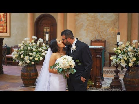 Alyssa & Tony | An Awesome Wedding Film Teaser at the Agoura Hills Recreation & Event Center