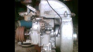 Масляный насос двигателя ЗИД.(устройство и работа)