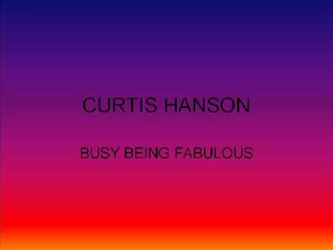 Busy Being Faboulous cover by Curtis Hanson
