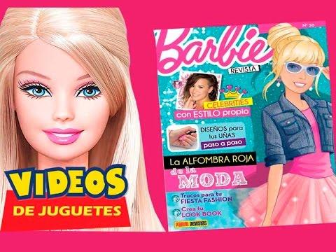 Barbie muñecas videos de juguetes Videos De