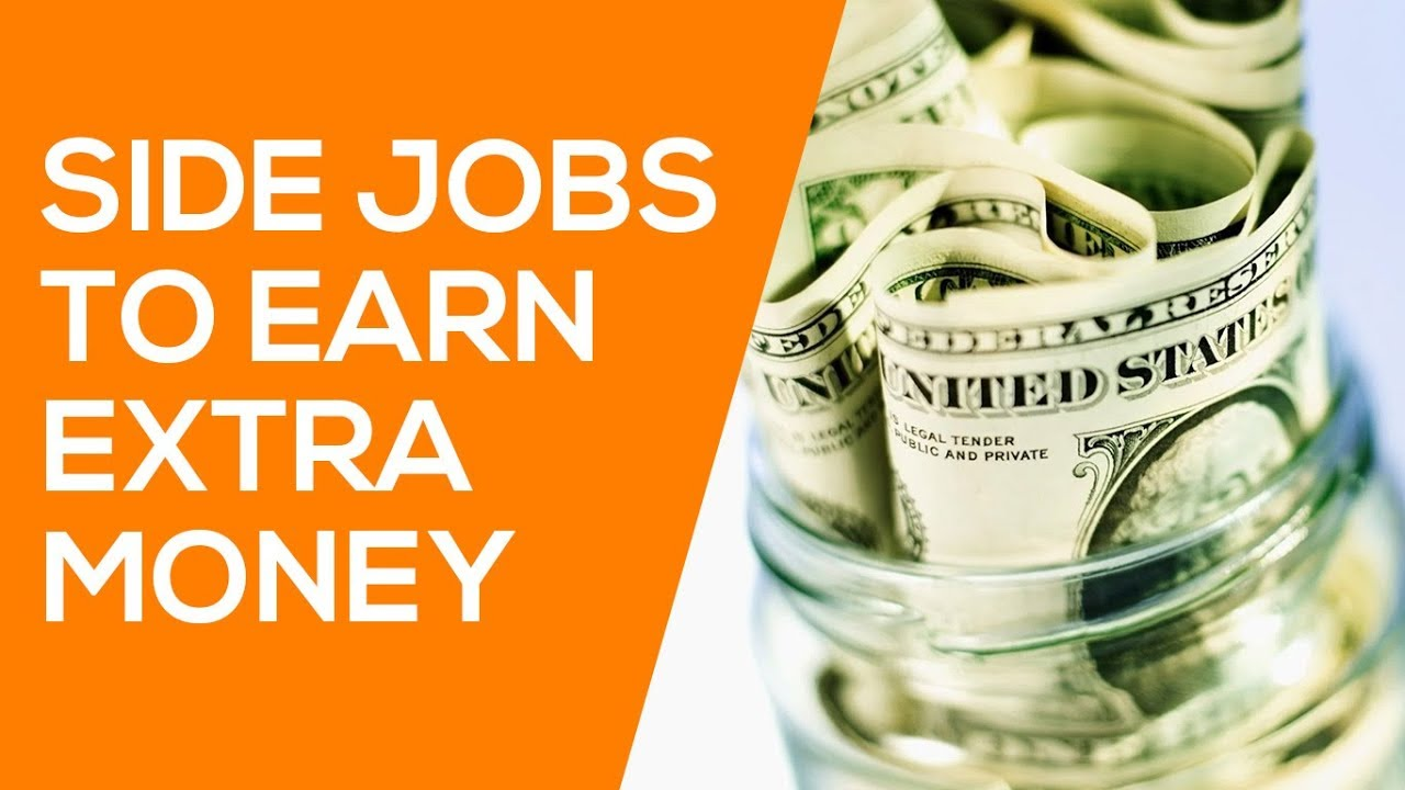 8 Side Jobs To Make Money Amp Side Gigs That Earn Cash From