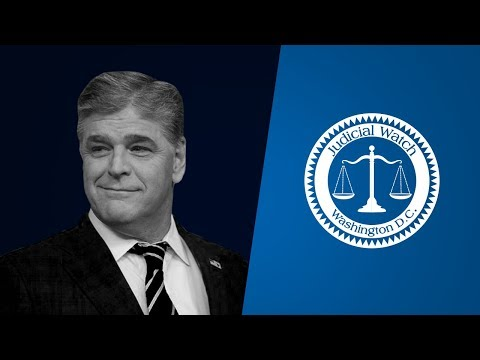 Tom Fitton: Sean Hannity's Rights Were 'Blown Up' in Effort to Get Trump