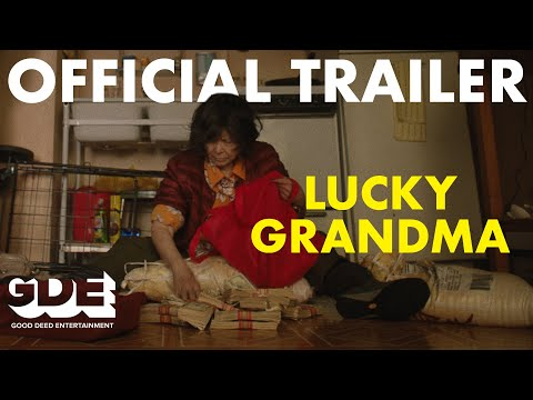 Lucky Grandma (2020) Official Trailer HD — Dark Comedy Action Heist Movie