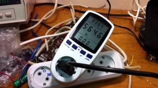 Передача электроэнергии по одному проводу(Передача электроэнергии по одному проводу через заземление. А нужен ли 2-й провод ? Однопроводка своими..., 2015-05-30T10:31:07.000Z)