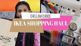 IKEA shopping haul/ IKEA less than 10 idem shopping haul in tamil
