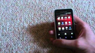 Xperia active overview