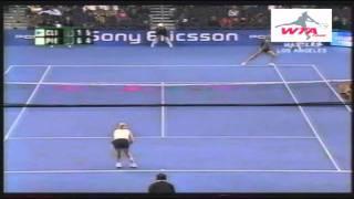 [HL] Kim Clijsters v. Mary Pierce 2005 WTA Championships [RR]