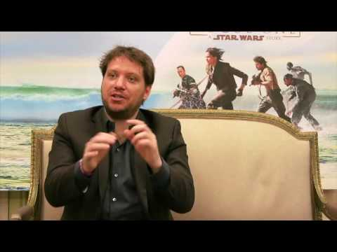 "INTERVIEW Gareth Edwards (""Rogue One : a Star Wars Story"", 2016) - Français/English"