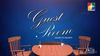 GUEST ROOM || PROMO  || REV. SAJAN P MATHEW || POWERVISION TV