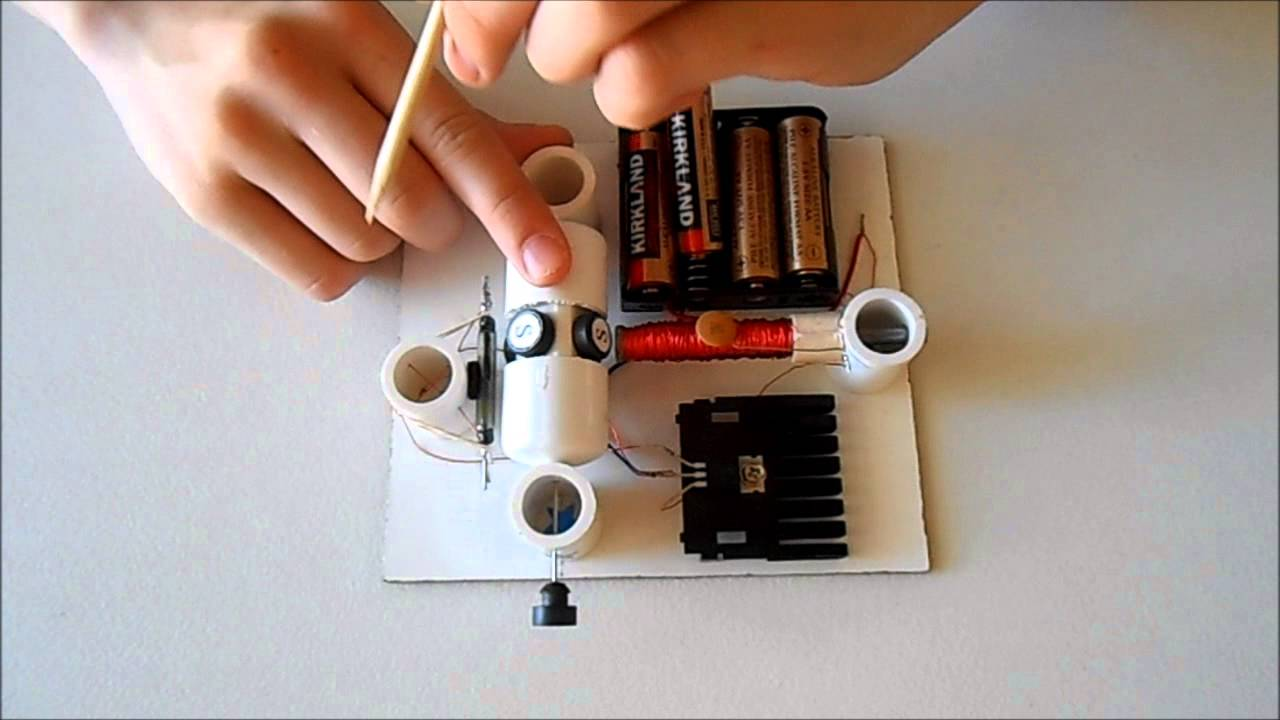 simple electrical inventions