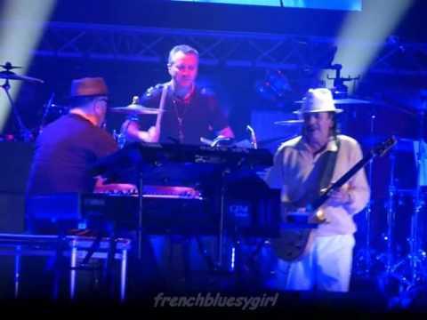 Santana - Hope You're Feeling Better - Live Paris - 05/07/2016