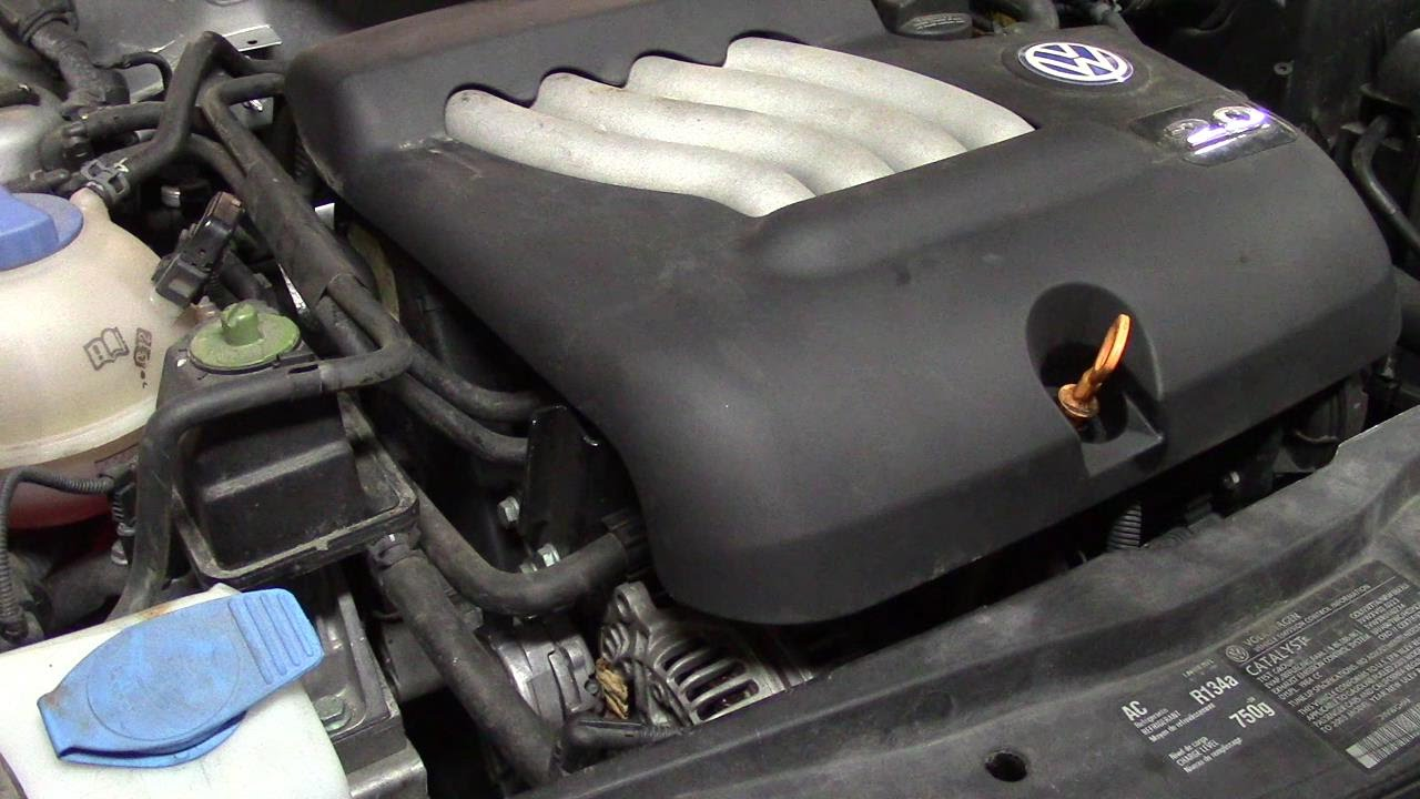 b79f2093489 Volkswagen Engine Noise Diagnosis - YouTube