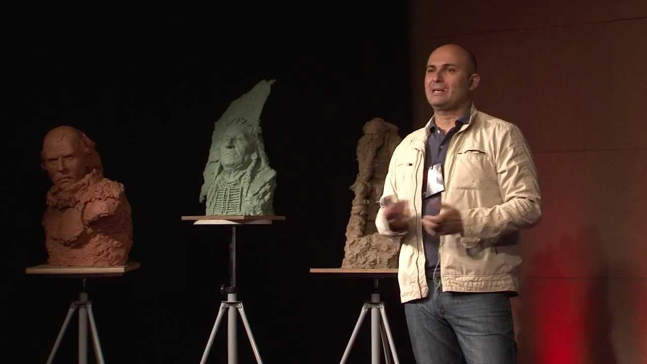 Em Busca De Um Sonho: Alex Oliver At TEDxFortaleza