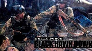 Delta Force Black Hawk Down-Gary Gordon & Randy Shugart Defending Super-64