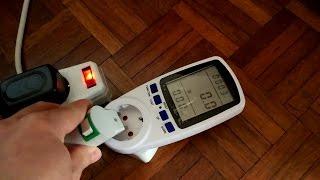 видео Счетчик электроэнергии. Как правильно снять показания