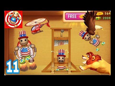 Kick The Buddy Gameplay | Walkthrough All Parts | Unlock All The Best Stuff | Kick The Buddy (iOS)