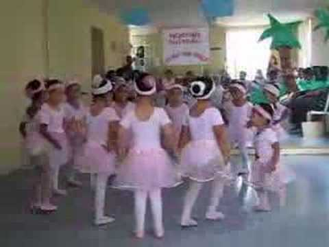 Bailando ballet - YouTube