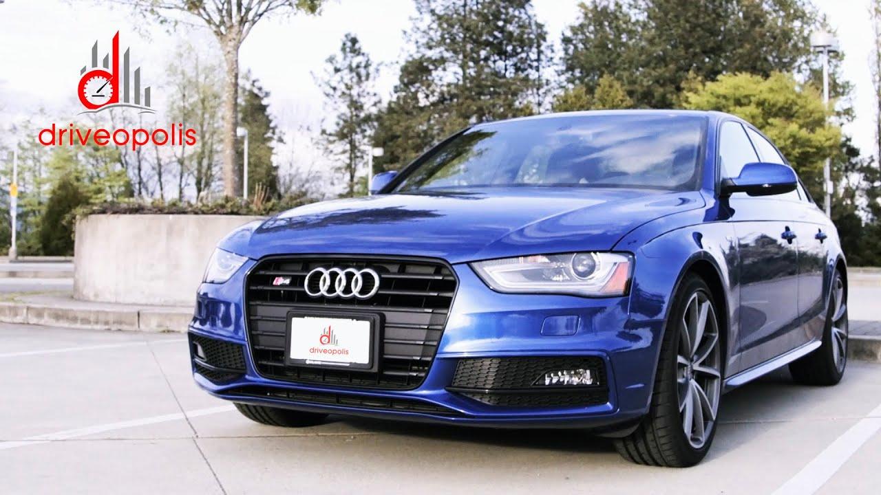 2015 B8 Audi S4 Review Driveopolis