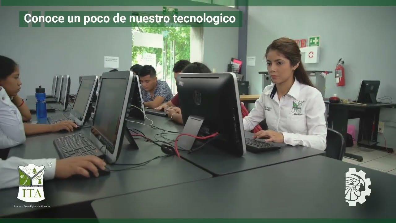 Conoce nuestro Tecnológico parte 2