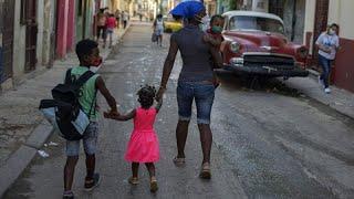 Háborognak a kubaiak az élelmiszerhiány miatt