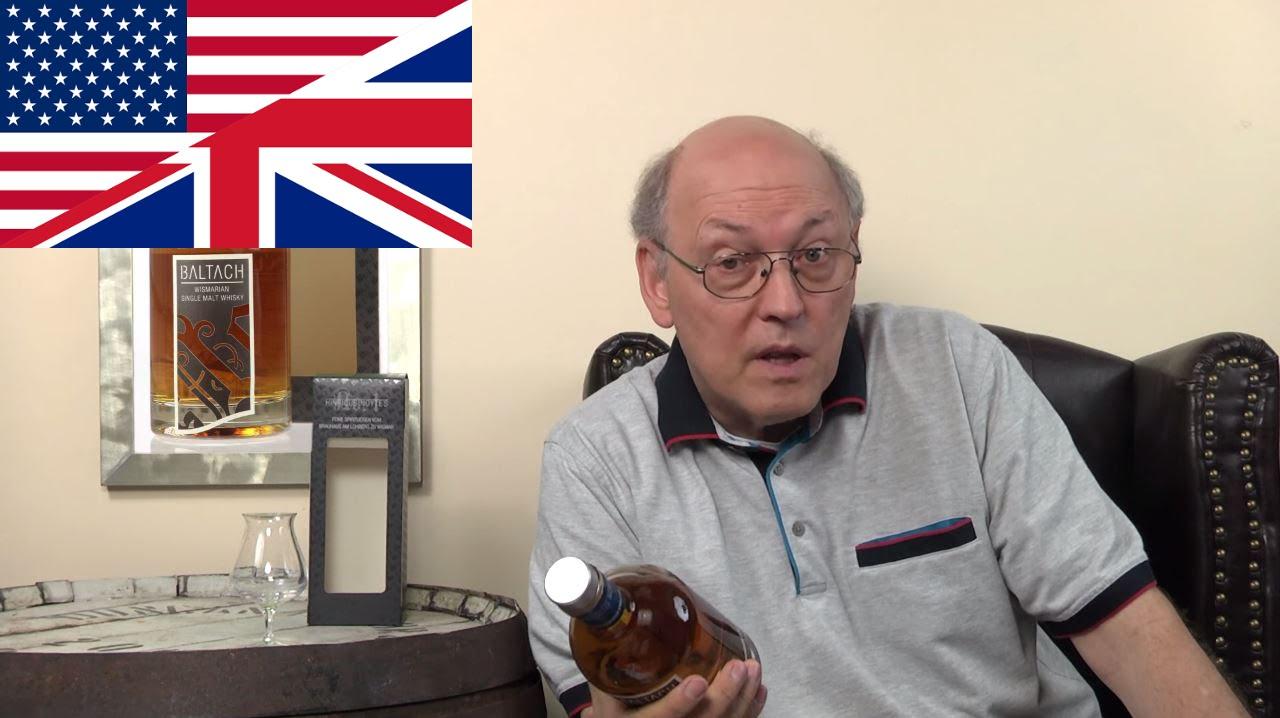 Wir verkosten Baltach Wismarian Single Malt Whisky