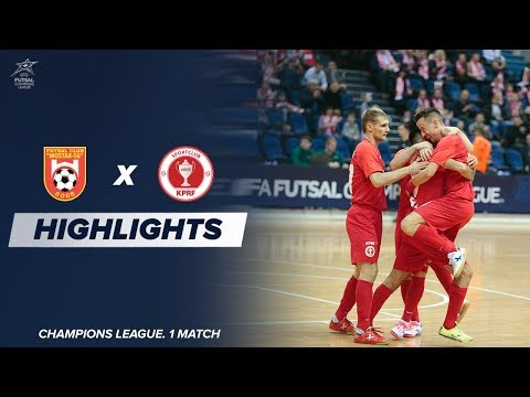 Mostar – Kprf – 2:7. Highlights