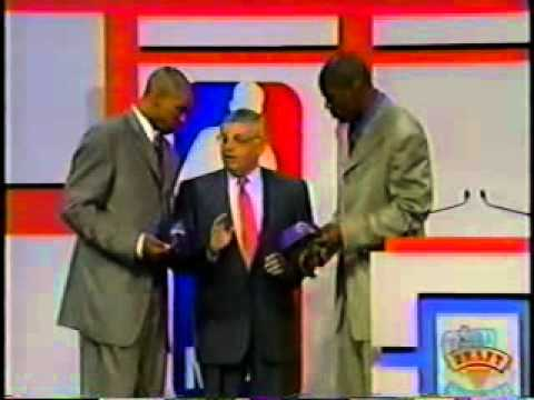 1998 NBA Draft (Raptors Acquire Vince Carter)