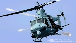 UH-1Yヴェノム:アメリカ海兵隊の中型ヘリコプターUH-1Nを近代化改修し...