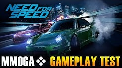 Need for Speed - MMOGA Gameplay Test