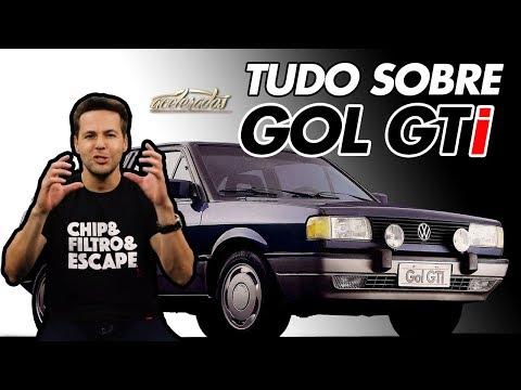 GOL GTi: Tudo Sobre #8 | ACELERADOS