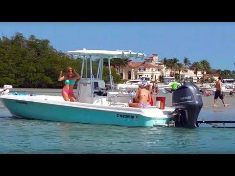 Stuart Florida Sandbar 🌴 St Lucie Inlet ⛵ Boater
