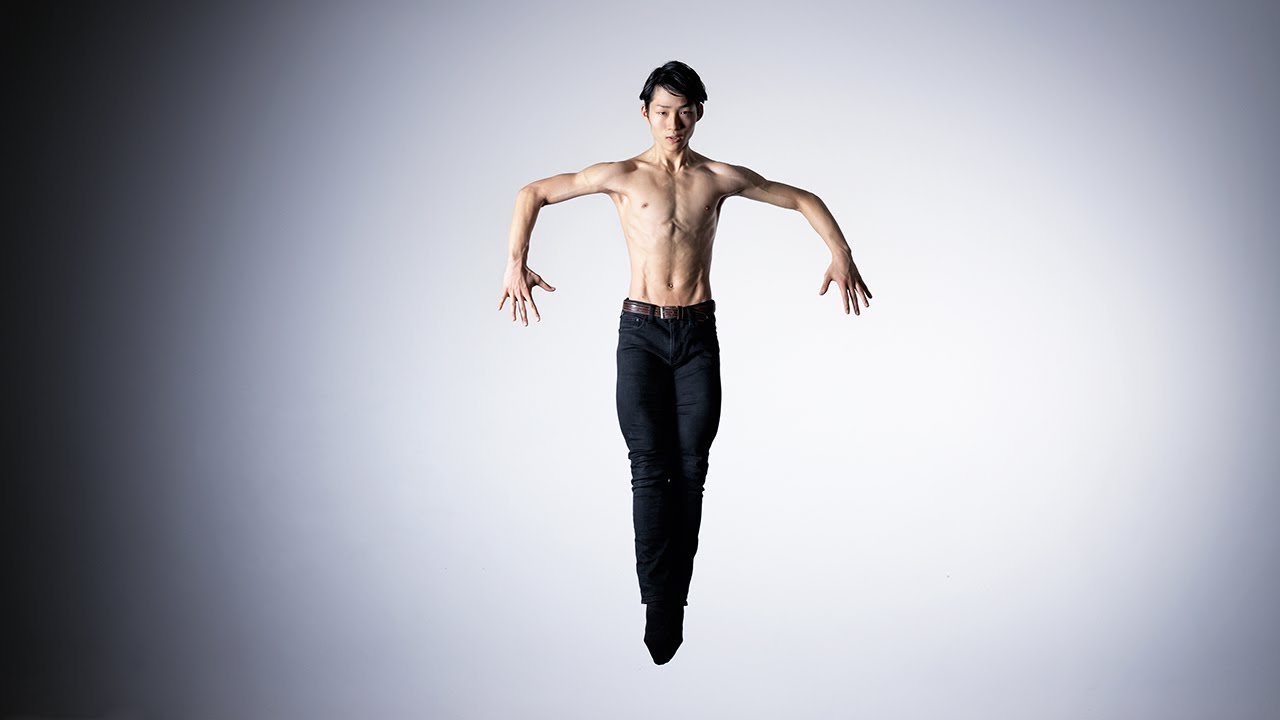 Rentaro Nakaaki: Emerging Dancer 2019 Finalist | English National Ballet